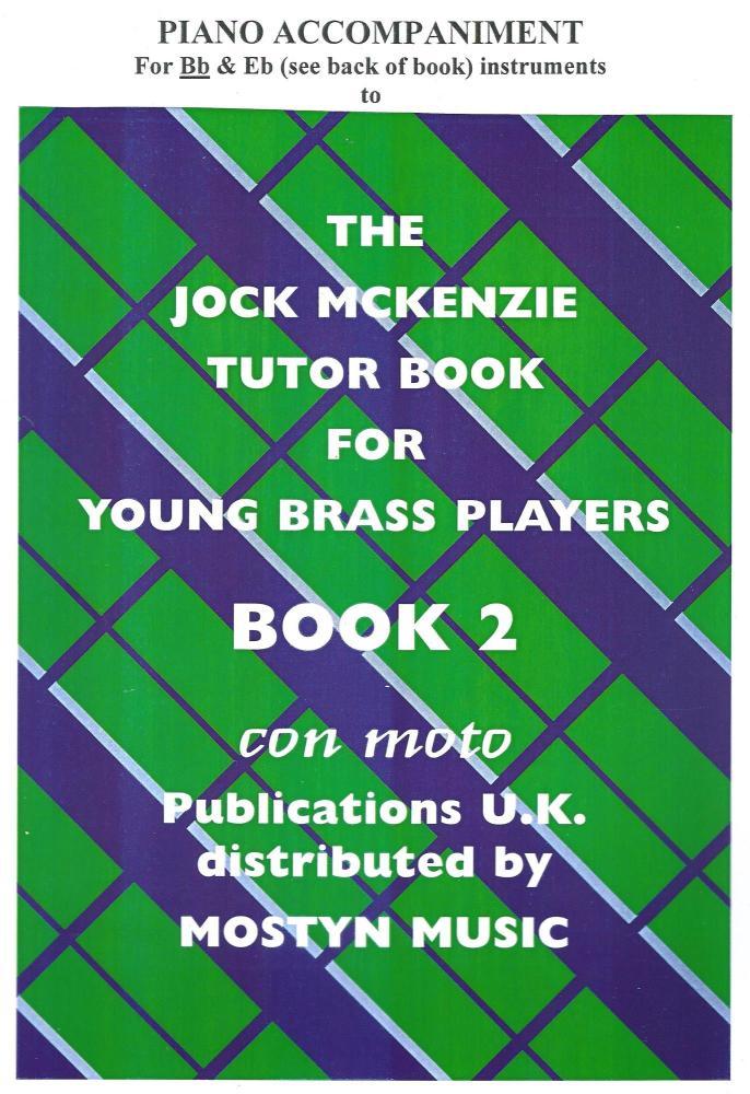 Jock McKenzie Tutor Book 2 Piano Accompaniment