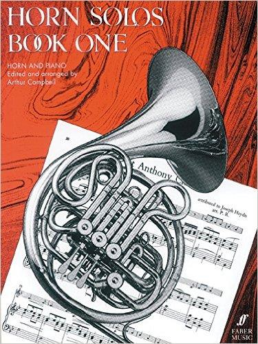 Horn Solos Book One
