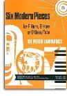 Six Modern Pieces for F/Eb Horn or Eb Bass