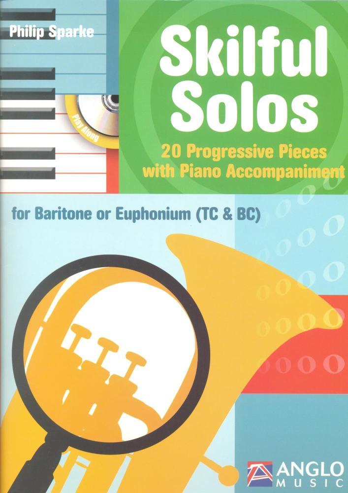 Philip Sparke: Skilful Solos (Euphonium)