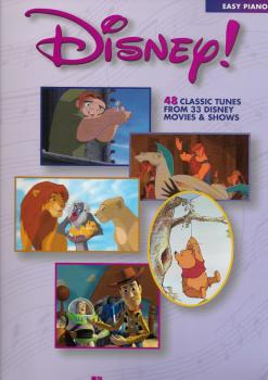 Disney! Easy Piano