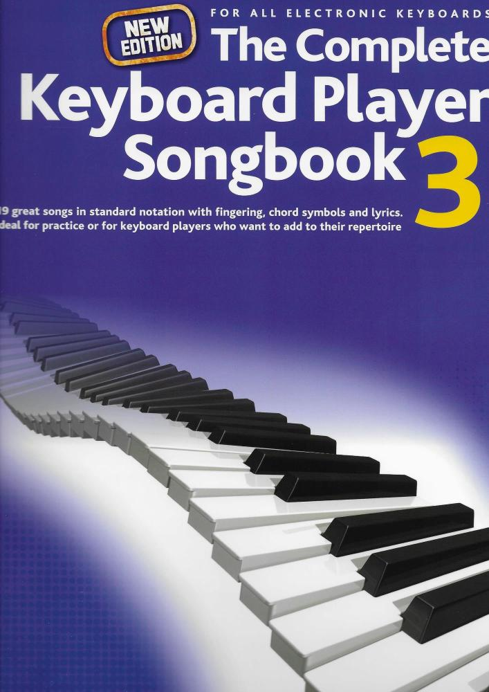 Complete Keyboard Player: New Songbook #3