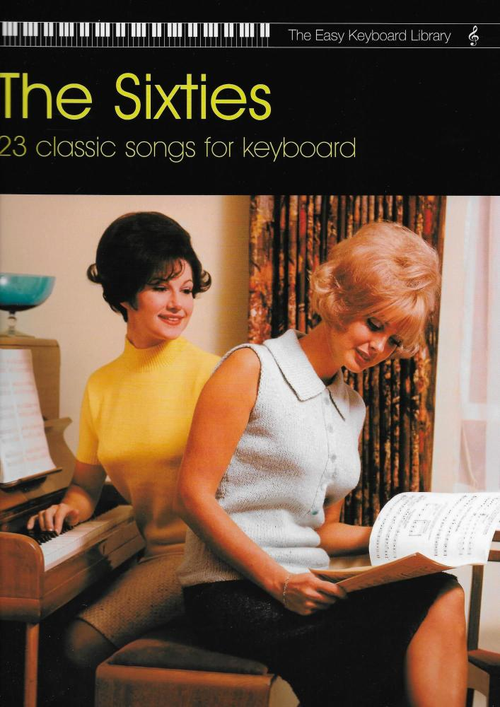 The Easy Keyboard Library: The Sixties