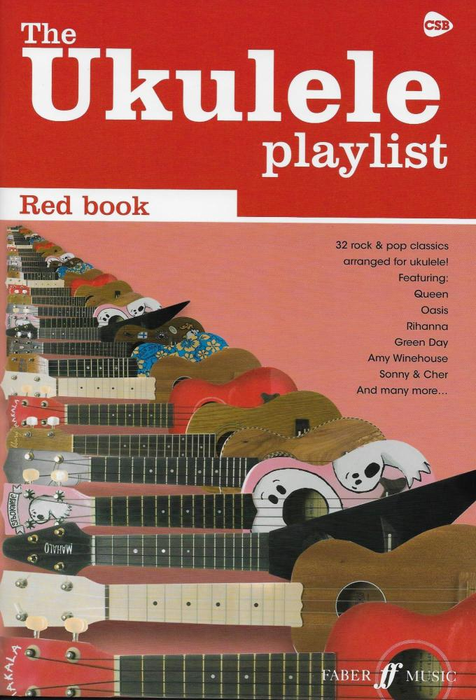 The Ukulele Playlist: Red Book
