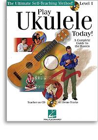 Play Ukulele Today! Level 1