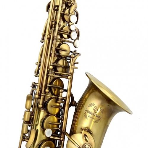 Trevor James 37SC-A569 Signature Custom Alto Saxophone - Unlacquered