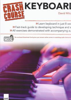 Crash Course: Keyboard (Book/Audio Download)