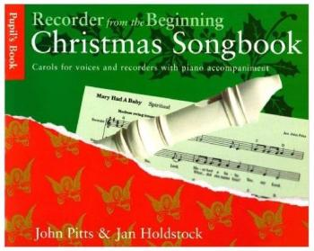 Christmas Songbook for Beginner Recorders