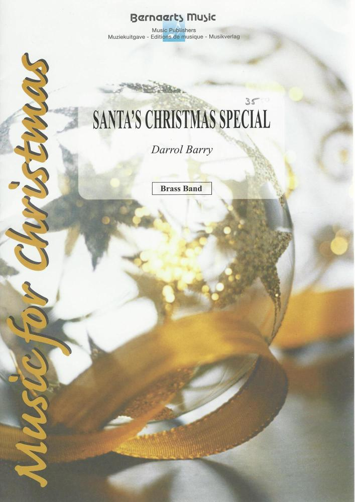 Santa's Christmas Special for Brass Band - Darrol Barry