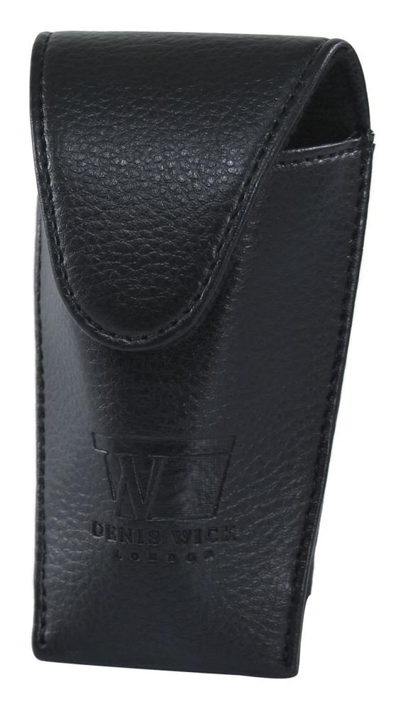 Denis Wick Mouthpiece Pouch - Leather Tuba