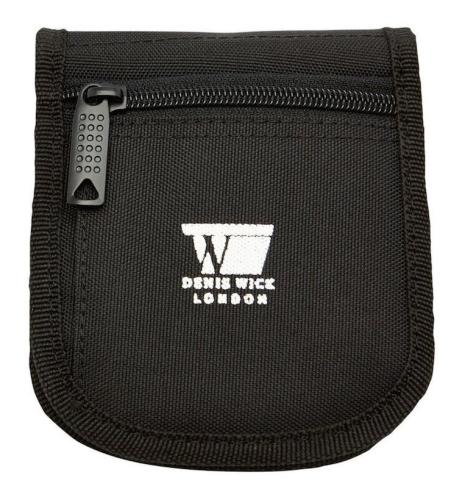 Denis Wick 2pc Mouthpiece Pouch - Canvas Small Brass