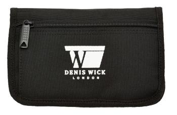 Denis Wick 4pc Mouthpiece Pouch - Canvas Small Brass