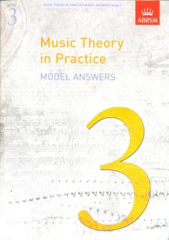 ABRSM Music Theory In Practice: Model Answers - Grade 3