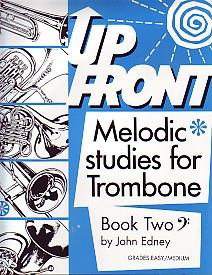 Up Front Album for Trombone TC Book 1