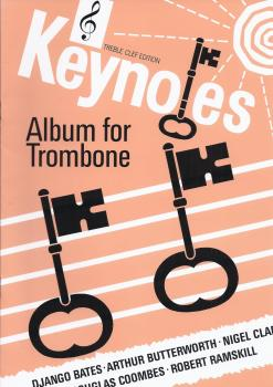 Keynotes Album for Trombone Treble Clef