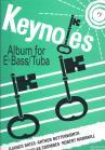 Key Notes Album for Eb Tuba Bass Clef