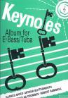 Keynotes Album for Eb Tuba Treble Clef