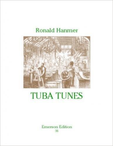 Tuba Tunes - Ronald Hanmer