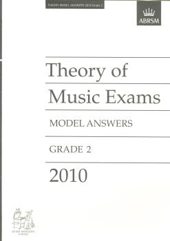 Theory of Music Exams Model Answers 2010 Grade 2