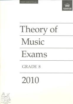 Theory of Music Exams 2010 Grade 8