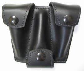 Torpedo Bags Triple Mouthpiece Holster