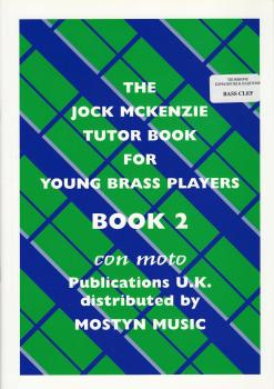 Jock McKenzie Tutor Book 2 (Blue & Green) Bass Clef Trom/Euphonium