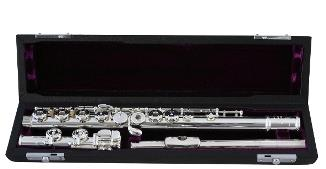 Trevor James TJ 31VF-ROE Virtuoso Flute (Open Hole)