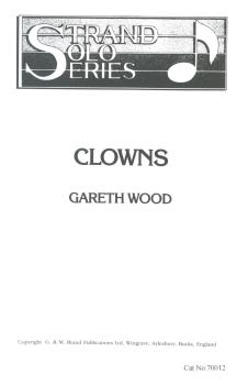 Clowns for Eb Horn, Gareth Wood