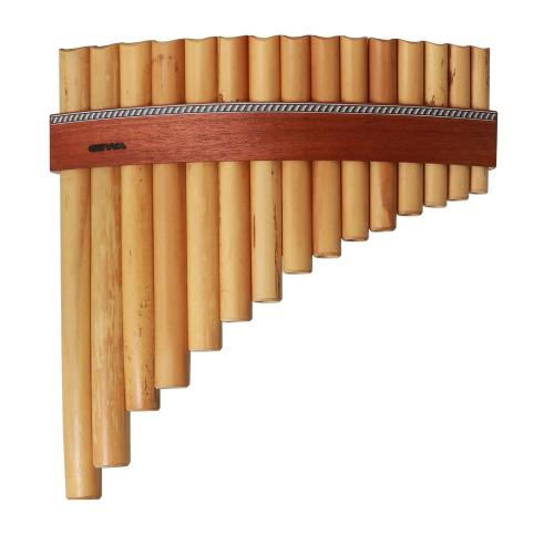 Gewa 700275 Premium Pan Pipes - Bb Major