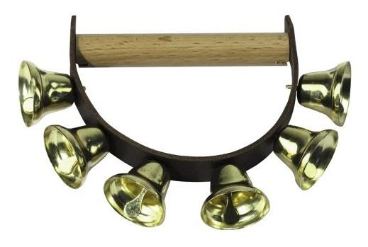 Gewa 830272 Bell Wreath - 6 bells