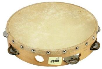 Gewa 841310 Tambourine - Traditional with shells