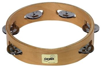 Gewa 841450 Tambourine - Jingle Wreath Wood