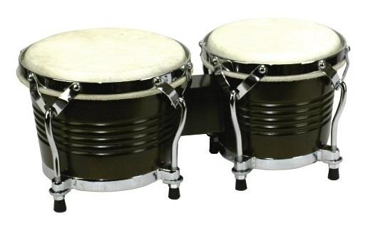 Club Salsa F826016 Bongo, Dark Wood