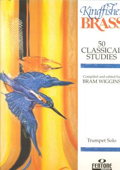 50 Classical Studies for Trumpet - bram wiggins