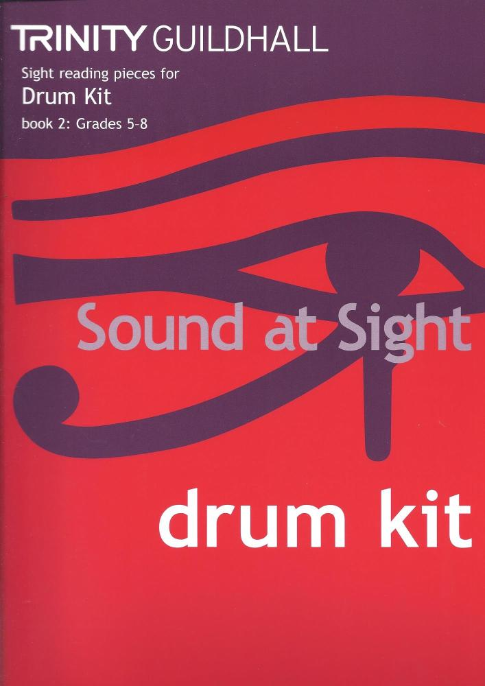 Sound at Sight for Drum Kit Book 2 - Grades 5-8