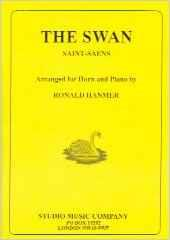 The Swan for Horn - Saint-Saens by Ronald Hanmer
