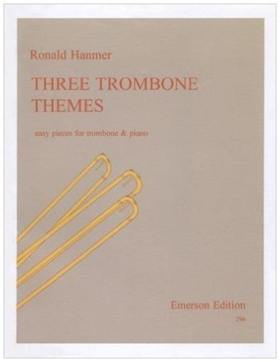 Three Trombone Themes - Ronald Hanmer