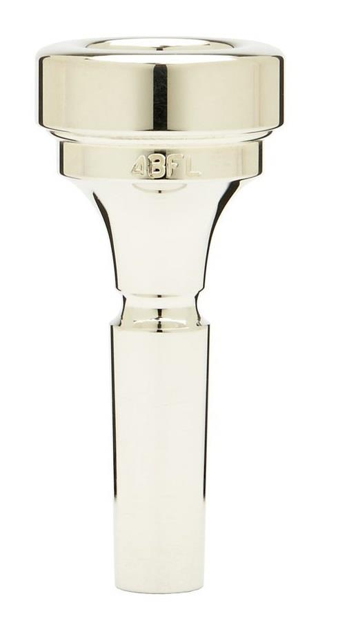 Denis Wick Flugel Silver plated mouthpiece 4BFL