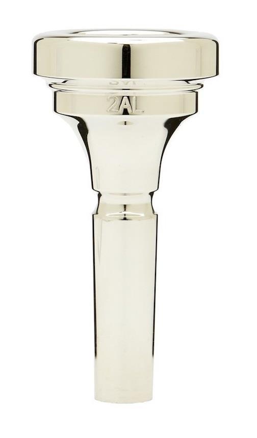 Denis Wick Trombone (Symphonic) silver plated mouthpiece 2AL