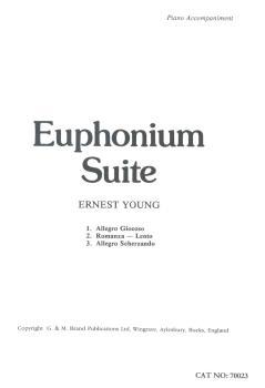 Euphonium Suite - Ernest Young