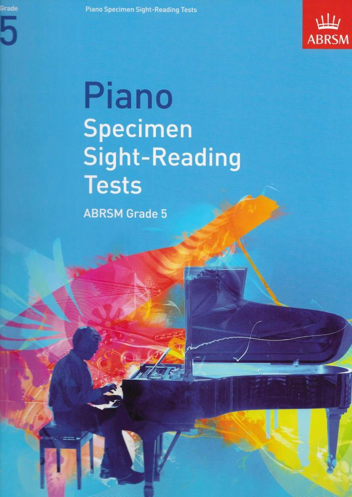 ABRSM Piano Speciment Sight Reading Tests Grade 5