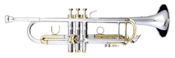 Renaissance TR15000SG Trumpet 15000SG in Silver Plate