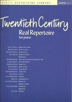 Twentieth Century Real Repertoire for Piano