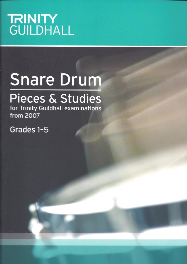 Snare Drum Pieces & Studies Grades 1-5