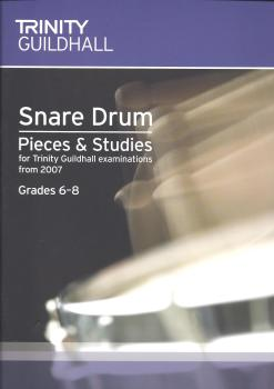 Snare Drum Pieces & Studies Grades 6-8