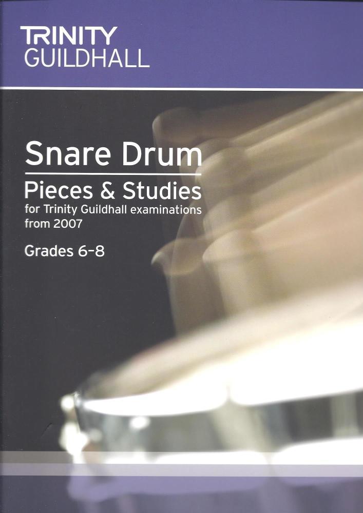 Snare Drum Pieces & Studies Grades 6-8