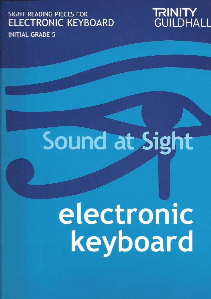 Sound at Sight Electronic Keyboar Initial to Grade 5