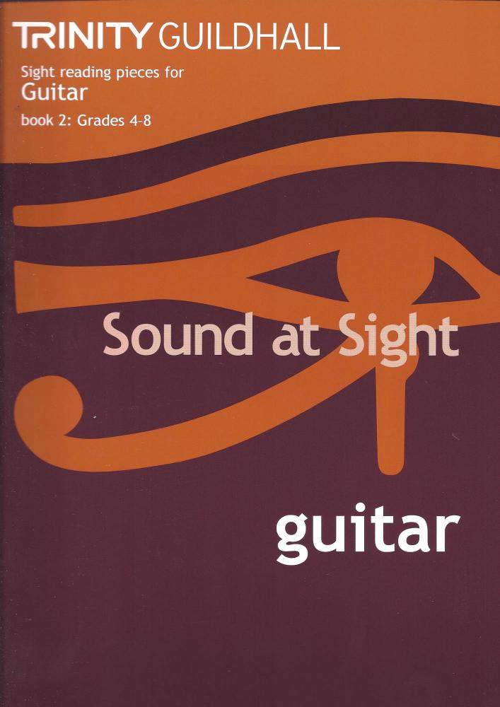 Sound at Sight Guitar Book 2 Grades 4-8