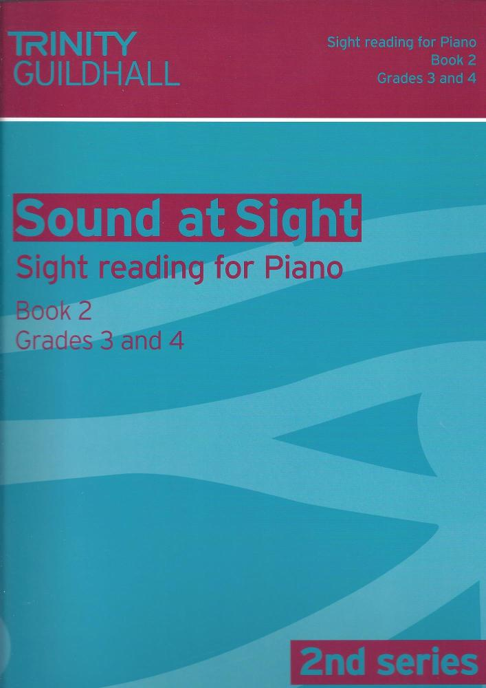 Sound at Sight Piano Book 2 Grades 3 and 4