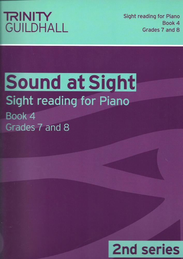 Sound at Sight Piano Book 4 Grades 7 and 8